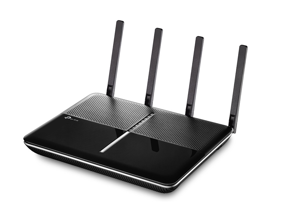 TP-Link Archer C3150 Wireless Tri-Band Gigabit Router 1xWAN(1000Mbps),4xLAN(1000Mbps),2xUSB